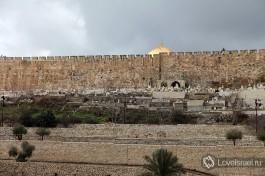 Древние стены Иерусалима.