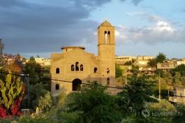 Кфар Смеа на севере Израиля, место проживания семьи Мирьям.