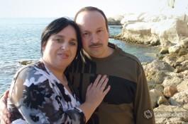 Родители Андрея: Евгений и Ирина.