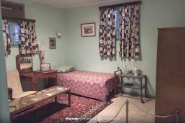 Спальня Поли, жены Бен-Гуриона.