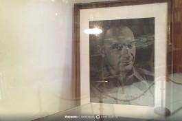 Фотография военного советника Нехемии Аргов. Покончил жизнь самоубийством.
