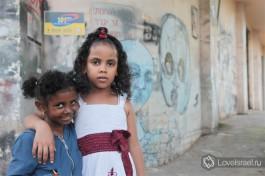 Колоритные жители южного Тель-Авива.