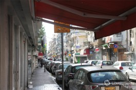 Одна из улиц тель-авивского Флорентина.