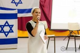 Анна Каве, координатор программы МАСА, Israel Experience.
