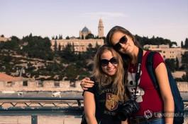 Участники програмы МАСА в Израиле.