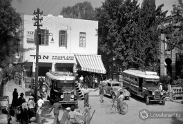 Станция Еггеда.  История Израиля.