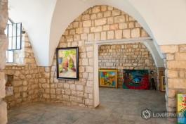 Арки старинных домов арабской постройки.