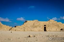 Авдат - древний город Набатеев, в самом сердце израильской пустыни Негев.