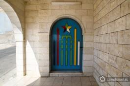 Входная дверь в