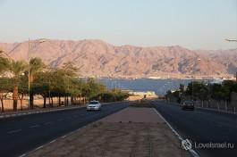 Красные горы Эйлата... замечательные закаты и сухой пустынный воздух, которые вы будете вспоминать долгие годы...
