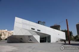 Тель-Авивский музей искусств. Программа