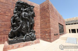 Яд ва-Шем - национальный мемориал Катастрофы и Героизма. Программа