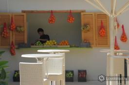 В Израиле любят свежевыжатые соки. Самый вкусный - апельсиновый и морковный (имхо)!