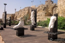 Израиль - это рай для археологов, здесь постоянно находят что-то новое!