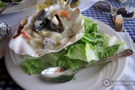 Израильская еда - вкусно, полезно и много )
