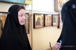 Сестры монастыря делятся впечатлениями от поездки одной из них в Иорданию, где тоже есть участок Русской Духовной Миссии.
