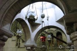 Армянский Придел. Храм Гроба Господня