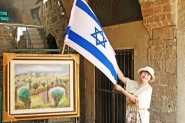 Побывала в Израиле Ирина Тригуб. Яффо.