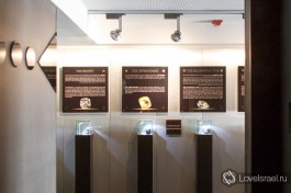 Музей израильской алмазной биржи. Много бриллиантов :)