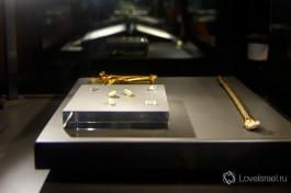 Музей израильской алмазной биржи.