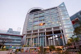 Больница Ихилов (Сураски) в Тель-Авиве.