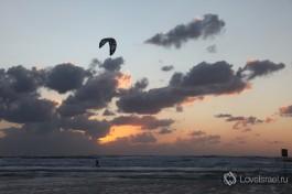 ... или предаться морю, ветру и настроению...