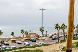 А вот это берег моря в Яффо, очень живописный район Тель-Авива, рекомендуем!