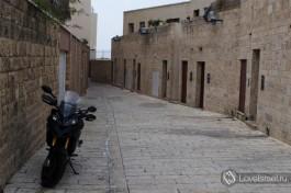 Древние узкие улочки Яффо сохранили атмосферу прошлых лет. Обязательно погуляйте по ним :)