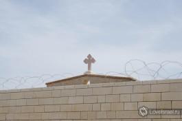Армянское кладбище в Яффо.