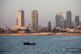 Тель-Авивская береговая линия.