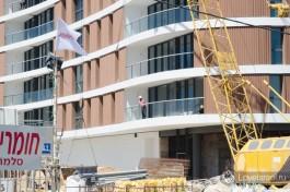 Строительство. Важная отрасль израильской промышленности.