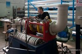 Большинство производств в Израиле - высокотехнологичные.