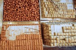 Восточные сладости в Израиле.