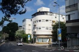 Хайфский Баухауз. Так что, не только в Тель-Авиве :) Достопримечательности Хайфы.