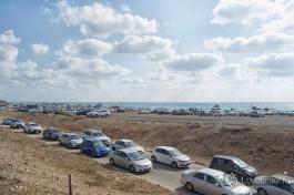 Южные пляжи Хайфы (хоф-а-студентим).