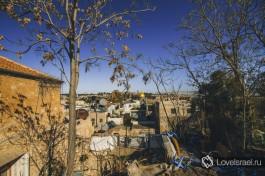 Иерусалим. Непарадная сторона Старого Города.