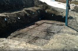 Так выглядит чистый раскоп в израильской археологии.