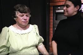 Актриса театра.