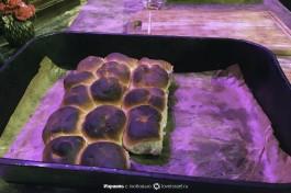 Хлеб, испеченный актерами.